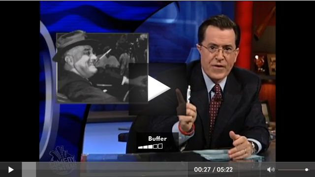 Colbert Great Depression