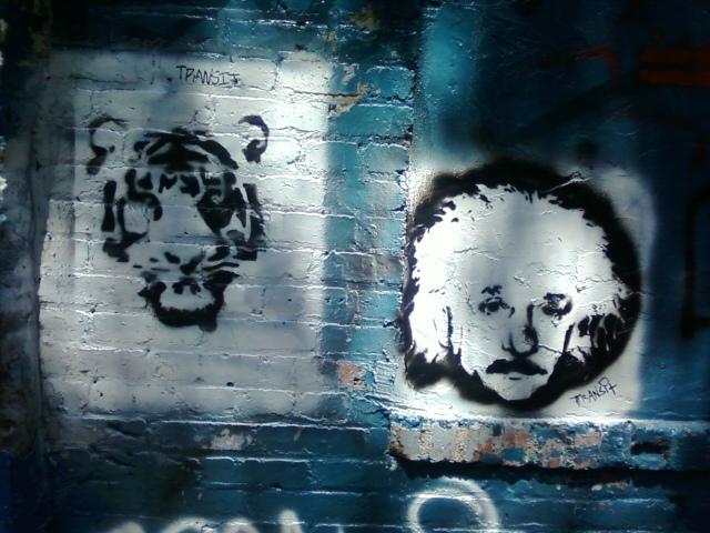 Transit DC Graffiti 3